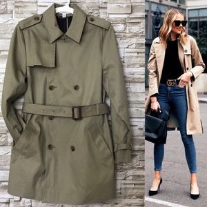 3.1 Phillip Lim Trench 🧥 from Target 🎯
